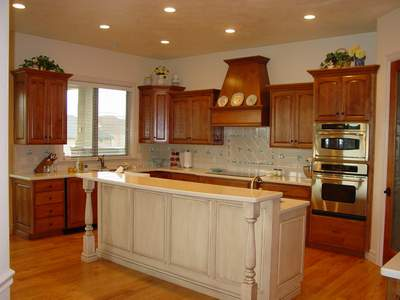 The Natural Finish Custom Cabinetry